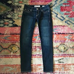 BKE 27 Stella Ankle Skinny Stretch Low Rise Jean